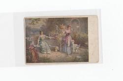 Üdvözlő képeslap 1975