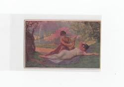Művészet képeslap 1923