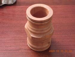 Fa váza, tolltartó