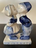 Holland porcelán szuvenír