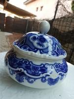 Wallendorf -echt kobalt bonbonier