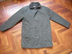 Katona -s téli férfi kabát . Lee Cooper , keki - szürkés keki színben