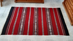 Vadonatúj, tunéziai kilim, kézzel szőtt szőnyeg
