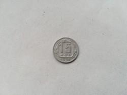Oroszország ( Szovjetúnió, CCCP)  15 Kopeek 1938