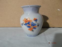 Drasche -  virágmintás váza ---1---