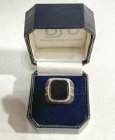 Ónix köves pecsétgyűrű