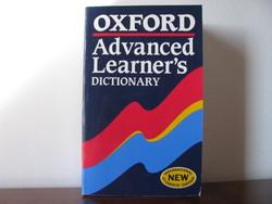 Oxford Advenced Learners - angol