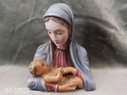 Mária és Jézus Krisztus születése