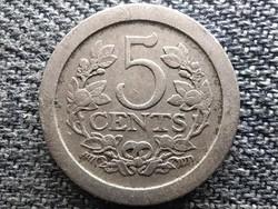 Hollandia I. Vilma (1890-1940, 1945-1948) RITKA 5 Cent 1909 (id45642)