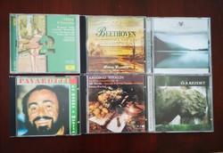 25db-os komolyzenei cd csomag
