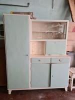 Retro kredenc, tálaló szekrény