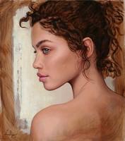 A profilban rejlő szépség