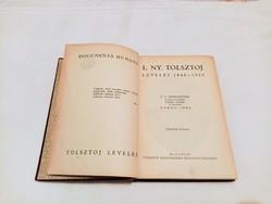 TOLSZTOJ LEVELEI 1848-1910