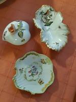 Viktória tálka,rothschild mintás, rózsafogós ékszeres doboz, rothschild mintás tálka
