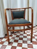 Gyönyörű Thonet- J.&J. Kohn karfás szék.