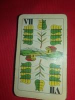Retro UTASELLÁTÓ magyar kártya a képek szerint