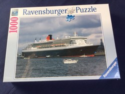 Ravensburger Puzzle original bontatlan csomagolásban 1000 drb. Quu