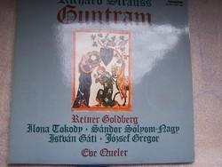 Richard Strauss Guntram Dupla LP  Ritka, hibátlan.  vezényel: Eva Queler