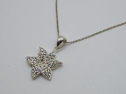 KK1000 Tengeri csillag alakú ezüst medál és nyaklánc 925