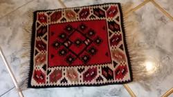 Torontáli szőnyeg 53*50 cm+16 cm rojt