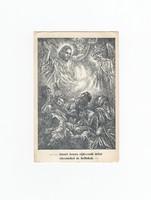 Húsvéti képeslap  1933 (Karmelita Rendház Szegényalapja javára)