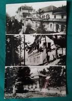 Budakeszi régen képeslap 1964