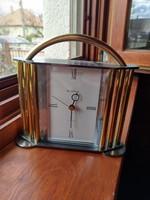 Bulova asztali fém óra