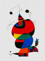 Miró rézkarc, leárazásnál nincs felező ajánlat!