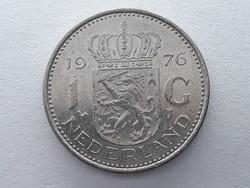 Hollandia 1 Gulden 1976 - Holland 1 gulden 1976 külföldi pénz, érme