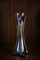 Eozinos váza nagy méretű