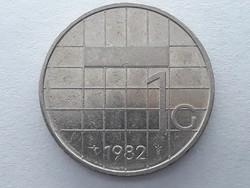 Hollandia 1 Gulden 1982 - Holland Beatrix 1 gulden 1982 külföldi pénz, érme