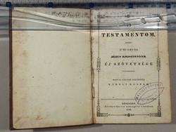 1842-es testamentum