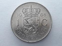 Hollandia 1 Gulden 1968 - Holland 1 gulden 1968 külföldi pénz, érme