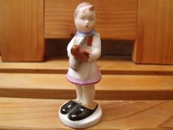Aquincum Cipőpucoló kislány