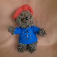 English paddington plush teddy bear, teddy bear