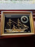 Rhythm hajós tengerész képóra 3d-s