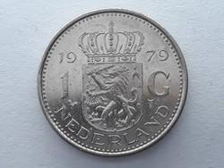 Hollandia 1 Gulden 1979 - Holland 1 gulden 1979 külföldi pénz, érme