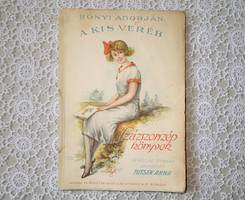 Régi antik könyv Bónyi Adorján: A kis veréb című Százszorszép könyvek 1929