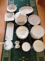 Zsolday étkészlet Éva sorozat 60 db-os