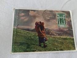 Ajánlatot várok! Antik képeslap, Brisighelli fotója alapján