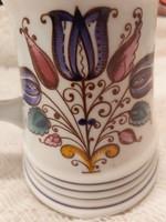 Alföldi jelzett porcelán korsó