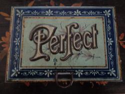 PERFECT BETŰ NYOMDA cca 1920