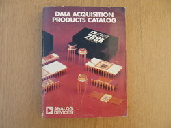 Analog Devices HATALMAS katalógus - Data Acquisition Products Catalog