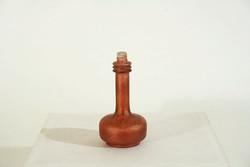 Judith Muller parfümös üveg 10cm Müller Israel Izrael vintage retro