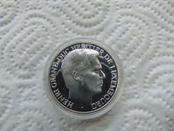 Luxemburg EZÜST 25 ecu 1998 PP 23.12 gramm