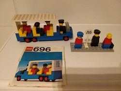 Régi Lego 696