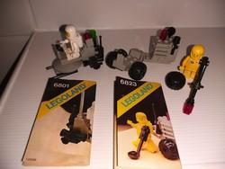 Régi Lego 6890 és 6823