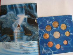 Finn dísztokos Euro forgalmi sor, 2004. UNC