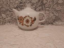 Alföldi porcelán Icu mintás teás kanna