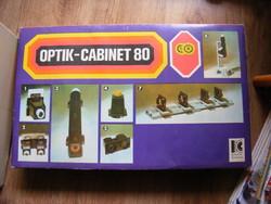 Retro Optik Cabinet 80 oktató játék